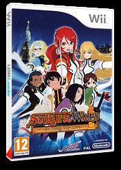 Sakura Wars: So Long, My Love pochette Wii (SAKPNS)