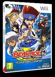 Beyblade:Metal Fusion - Counter Leone pochette Wii (SBBP18)