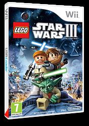LEGO Star Wars III :The Clone Wars pochette Wii (SC4P64)