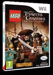 LEGO Pirates des Caraïbes :Le Jeu Vidéo pochette Wii (SCJP4Q)