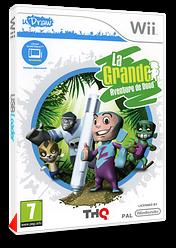 La Grande Aventure de Dood pochette Wii (SDLP78)