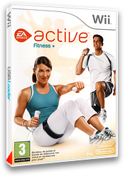 EA Sports Active : Plus d'Exercices pochette Wii (SEAP69)