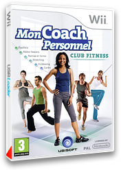 Mon Coach Personnel :Club Fitness pochette Wii (SF5P41)