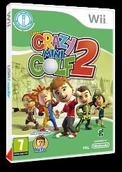 Crazy Mini Golf 2 pochette Wii (SG2XUG)