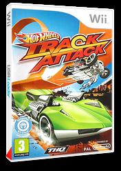 Hot Wheels pochette Wii (SHVP78)