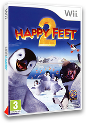Happy Feet 2 pochette Wii (SHXPWR)