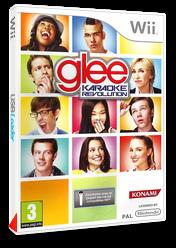 Karaoke Revolution Glee pochette Wii (SKAPA4)