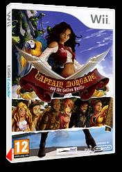 Captain Morgane and the Golden Turtle pochette Wii (SKKXHY)