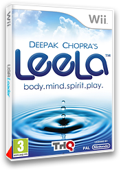 Deepak Chopra's Leela pochette Wii (SLEP78)