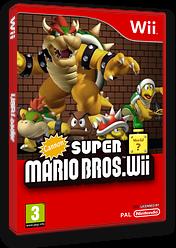 Cannon Super Mario Bros. Wii pochette CUSTOM (SMNP04)
