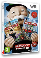 Monopoly Collection pochette Wii (SMPP69)