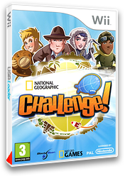 National Geographic Challenge! pochette Wii (SNQPLG)