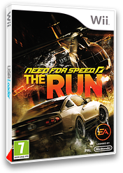 Need for Speed: The Run pochette Wii (SNVP69)