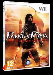 Prince of Persia:Les Sables Oubliés pochette Wii (SPXP41)