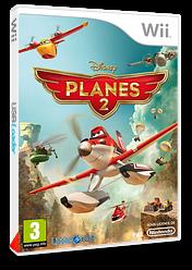 Disney Planes2:Mission canadair pochette Wii (SQQPVZ)