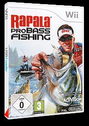 Rapala Pro Bass Fishing pochette Wii (SRFP52)