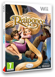 Disney Raiponce pochette Wii (SRPP4Q)
