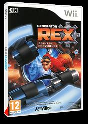 Generator Rex: Agent of Providence pochette Wii (SRXP52)
