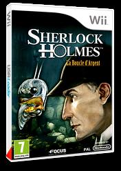 Sherlock Holmes :La Boucle d'Argent pochette Wii (SSHPHH)