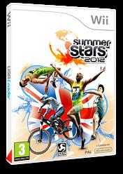Summer Stars 2012 pochette Wii (SSJPKM)