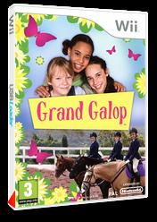 Grand Galop pochette Wii (SSLPKM)