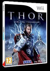 THOR :Dieu du Tonnerre pochette Wii (STHP8P)