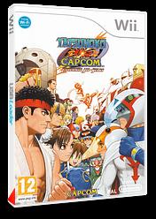 Tatsunoko vs. Capcom:Ultimate All-Stars pochette Wii (STKP08)
