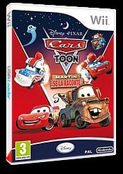 Cars Toon:Martin se la Raconte pochette Wii (STOP4Q)