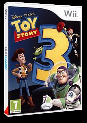 Toy Story 3 pochette Wii (STSY4Q)