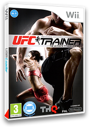 UFC Personal Trainer : The Ultimate Fitness System pochette Wii (SU4P78)