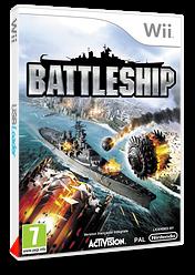 Battleship pochette Wii (SVBP52)