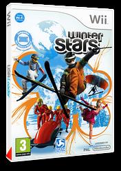 Winter Stars pochette Wii (SW3PKM)