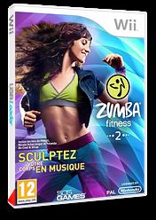 Zumba Fitness 2 pochette Wii (SZ2XGT)