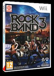Rock Band 3 pochette Wii (SZBP69)