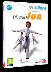 Entrainement d'équilibre Physiofun pochette WiiWare (W2FP)