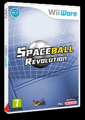 Spaceball Revolution pochette WiiWare (W4TP)