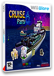 Cruise Party pochette WiiWare (W9UP)