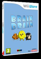 Brain Drain pochette WiiWare (WBDP)