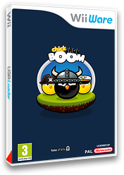 chick chick BOOM pochette WiiWare (WCKP)