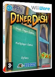 Diner Dash pochette WiiWare (WDDP)