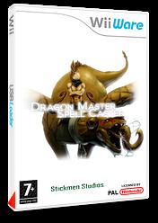 Dragon Master Spell Caster pochette WiiWare (WDSP)