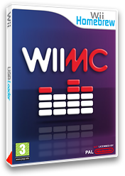 WiiMC pochette Homebrew (WIMC)