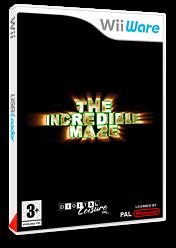 The Incredible Maze pochette WiiWare (WINP)