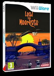 Lead the Meerkats pochette WiiWare (WMKP)