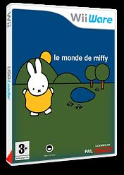 Le monde de Miffy pochette WiiWare (WMWP)