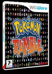 Pokémon Rumble pochette WiiWare (WPSP)