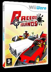 Racers Islands Crazy Arenas pochette WiiWare (WREP)