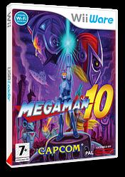 Megaman 10 pochette WiiWare (WRXP)