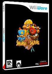 Swords & Soldiers pochette WiiWare (WSWP)