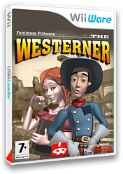 Fenimore Fillmore The Westerner pochette WiiWare (WTWP)